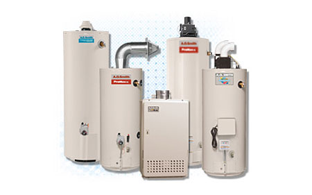 A. O. Smith Water Heaters in Orange County