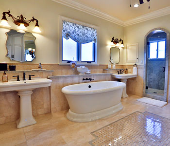 Bathroom Remodel - Orange County Residential Plumbing Project