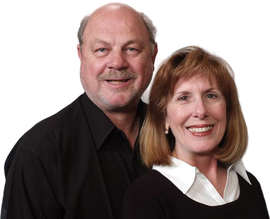 Steve and Ruthe Shafer - Owners of Shafer Plumbing